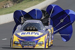 NHRA Race report Schumacher, Capps, Connolly and Smith take NHRA New England Nationals