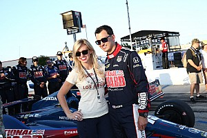 IndyCar Commentary What Graham Rahal is learning by dating Courtney Force