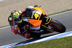 MotoGP Qualifying report Bridgestone: Espargaro claims first MotoGP pole position in action-packed Assen qualifying