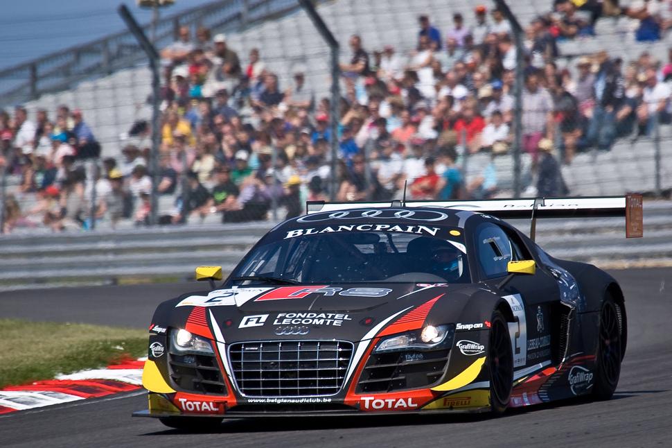 The Belgian Audi Club Team WRT hopes to repeat last year's success at Zandvoort