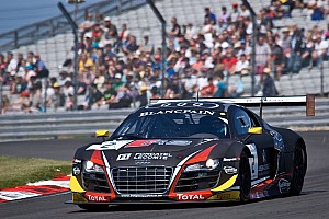 Blancpain Sprint Preview The Belgian Audi Club Team WRT hopes to repeat last year's success at Zandvoort