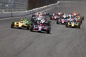 IndyCar Commentary What's up with Pocono?