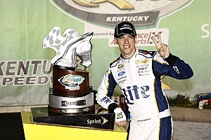 NASCAR Cup Preview Keselowski won't let injury slow him down