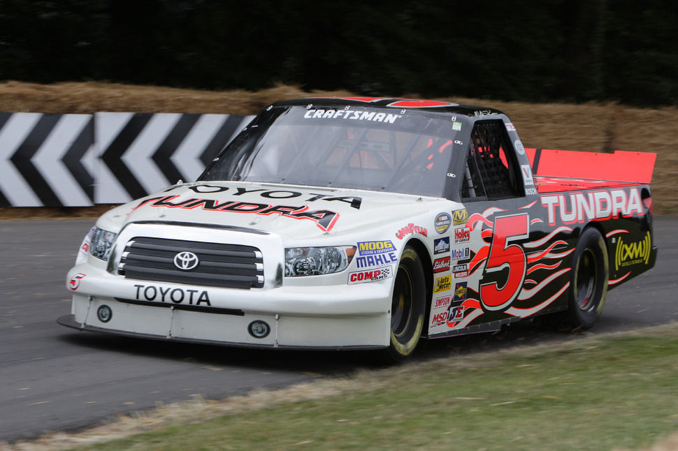 History Mike Skinner sets record at Goodwood