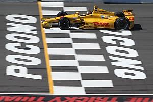 IndyCar Analysis Will IndyCar return to Pocono?