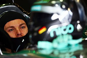 Formula 1 Rosberg hits back at Hamilton's 'not German' attack