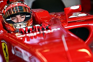 Formula 1 Testing report Pirelli tests 18-inch tyres while Bianchi goes quickest