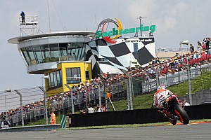 MotoGP Preview MotoGP riders ready to do battle at Germany's Sachsenring