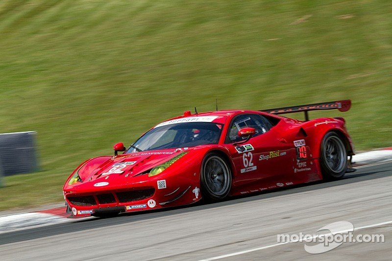 Canadian Tire Motorsports Park provides struggles for Ferrari IMSA Teams