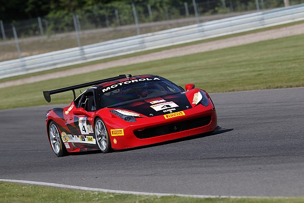 Two dramatically different races for Scuderia Corsa
