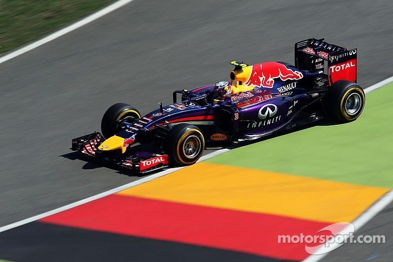 Ricciardo 5th, Vettel 6th on qualifying for tomorrow's German GP