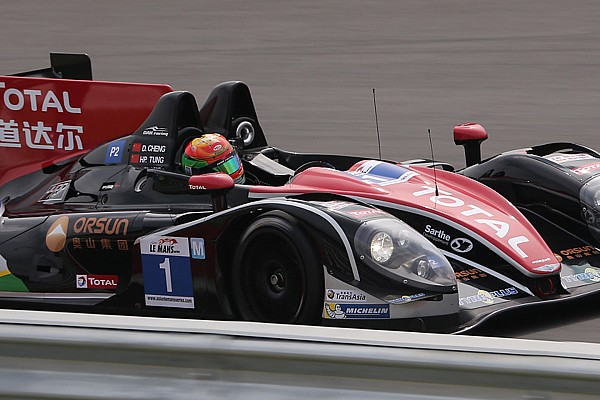 Asian Le Mans Ho-Pin Tung, David Cheng win Asian Le Mans Series race in Korea