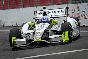IndyCar Race report Tough Times in true Toronto Doubleheader leave Newgarden 13th and 20th