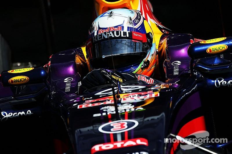 Ferrari F1 dream 'just a cliche' - Ricciardo