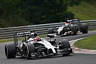 Button scores one point in a not great afternoon for McLaren at Hungaroring