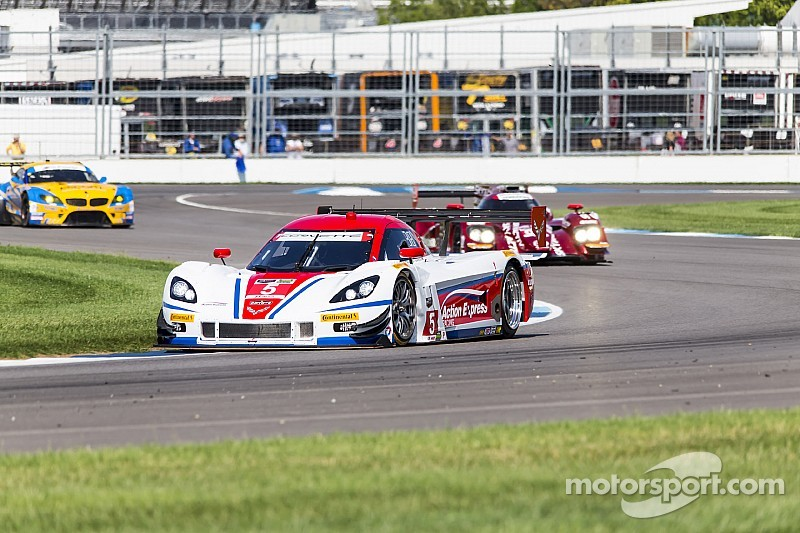 No. 5 Corvette DP wins at Indianapolis Motor Speedway