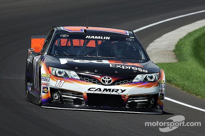 Joe Gibbs Racing looks to get back on track