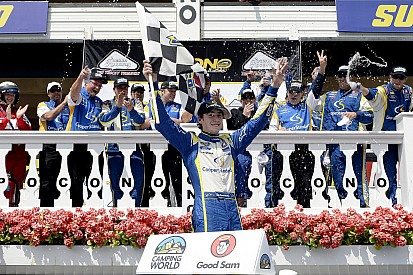Ryan Blaney to drive the No. 21 Wood Brothers Ford in 2015