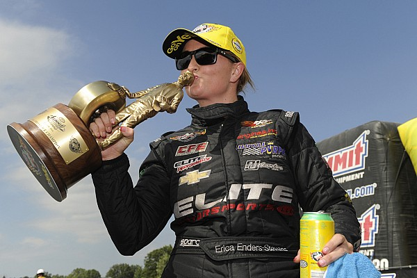 Pro Stock points leader willingly decides to skip races...what?