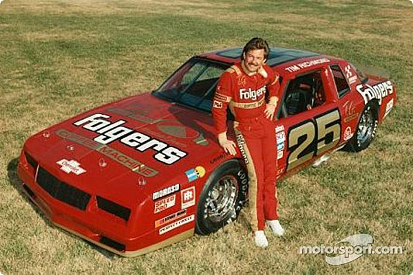 The lost legend - Tim Richmond