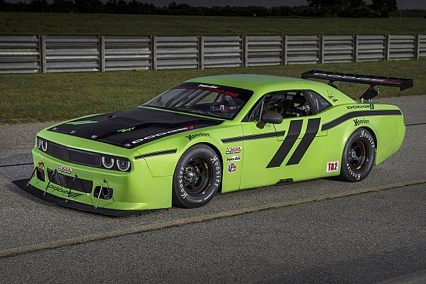SRT Motorsports to make Trans-Am debut with Dodge Challenger SRT