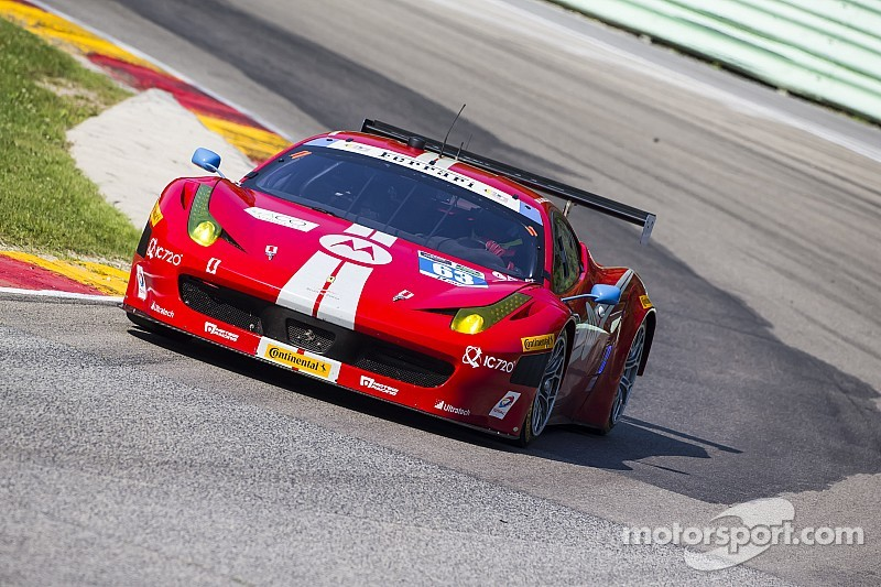 Scuderia Corsa wins one type of race at Road America