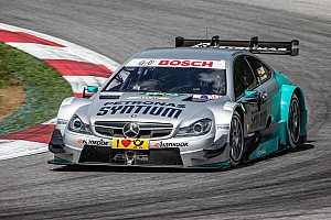 DTM Qualifying report Daniel Juncadella and Paul Di Resta share fourth row
