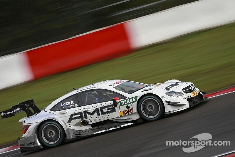 Mercedes drivers Di Resta, Juncadella and Vietoris secure positions 4, 5 and 6 respectively