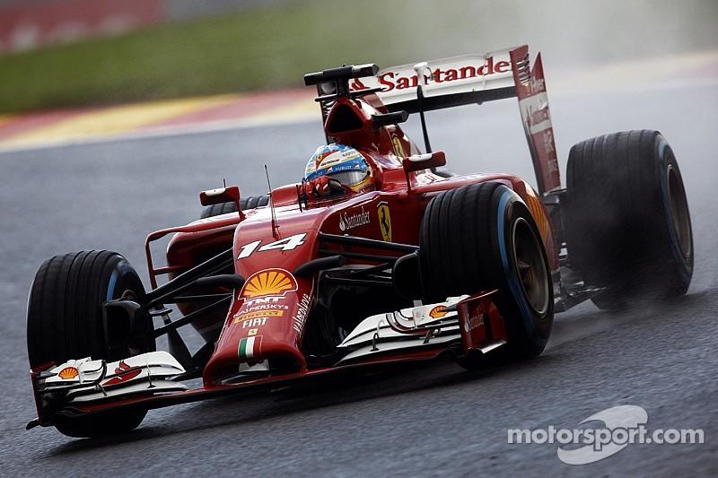 Ferrari on Belgian GP: Wet weather welcome