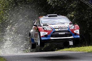 WRC Race report Cruel misfortune for Kubica at Rally Germany