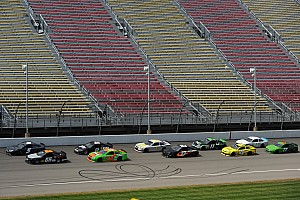 NASCAR Cup Analysis NASCAR's version of back to the future - Michigan test offers 2015 solution
