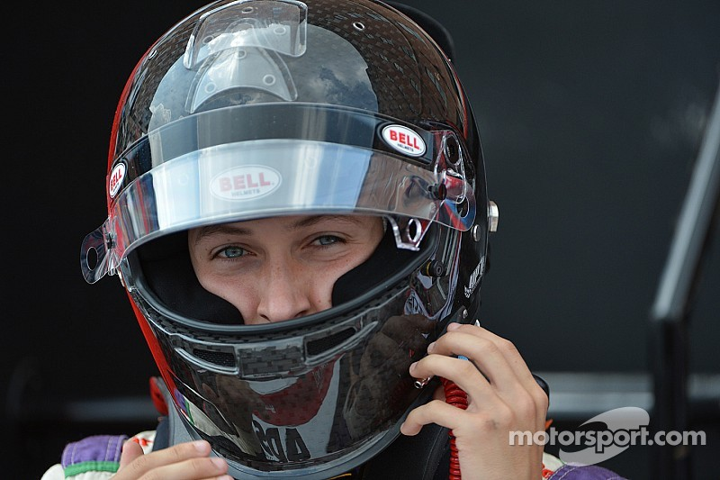 Zach Veach shows interest in Formula E