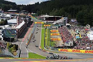 Formula 1 Analysis 2014 Spa pace faster than last year - analysis