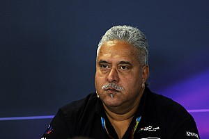 Formula 1 Breaking news Trouble for Mallya in India