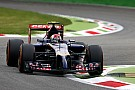 Toro Rosso drivers complain about lack of grip on Friday practice for the Italian GP