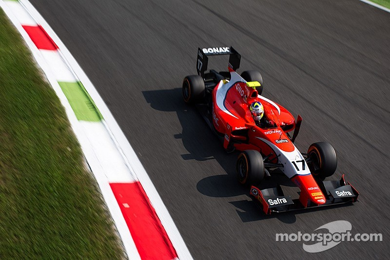 Negrao scores double points in Monza