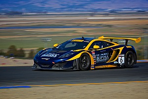 PWC Race report Thorne takes first win in last race of the season