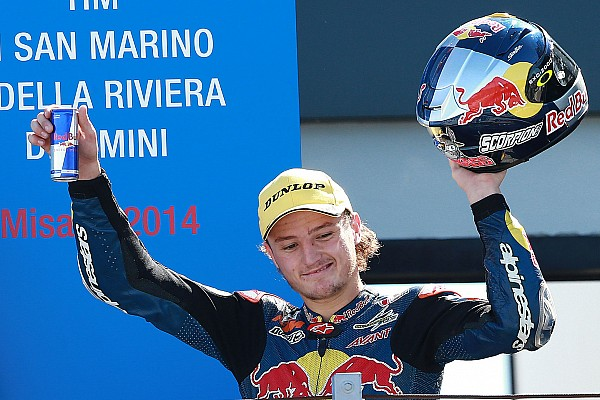 Miller leapfrogs into MotoGP with LCR Honda for 2015