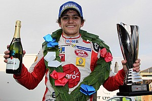 Formula Renault Interview Pietro and Enzo Fittipaldi clinch their respective championships