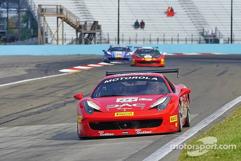 Showcase of Ferrari Challenge at Watkins Glen International