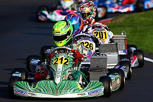 Kart Breaking news Schumacher's son on path to F1 glory