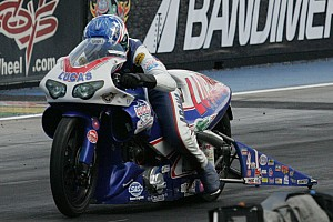 NHRA Preview Pro Stock motorcycle's Hector Arana Jr. only focusing on his race program at Midwest Nationals