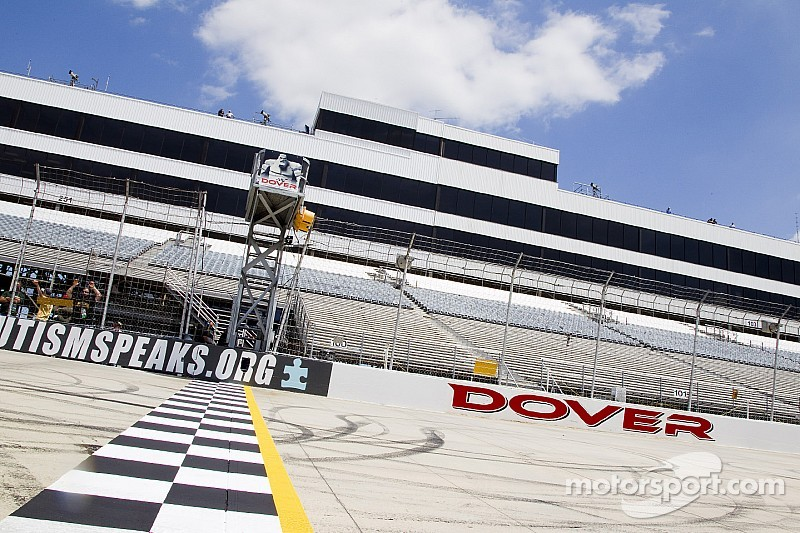 Capital improvements continue at Dover International Speedway
