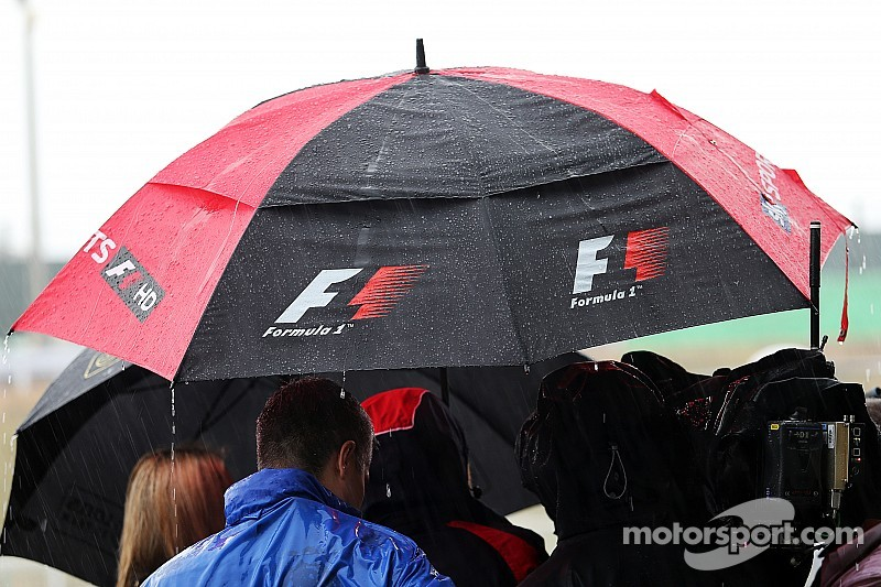 Typhoon delay could affect Russia GP