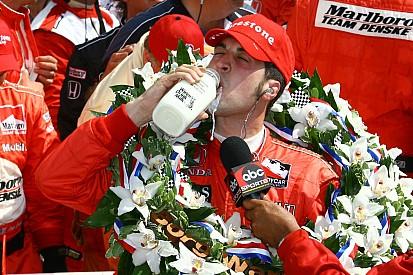 Sam Hornish Jr ... Wasn't he that IndyCar driver?