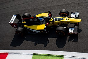 GP2 Practice report Palmer leads the way at Sochi