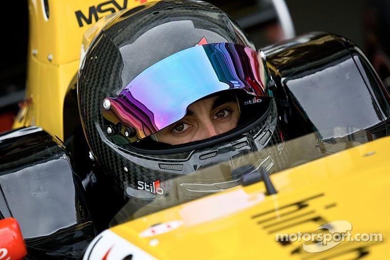 Mauro Calamia takes 2014 Maserati Trofeo World Series