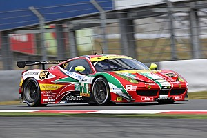 WEC Race report Second place for Davide Rigon at the 6 Hours of Fuji