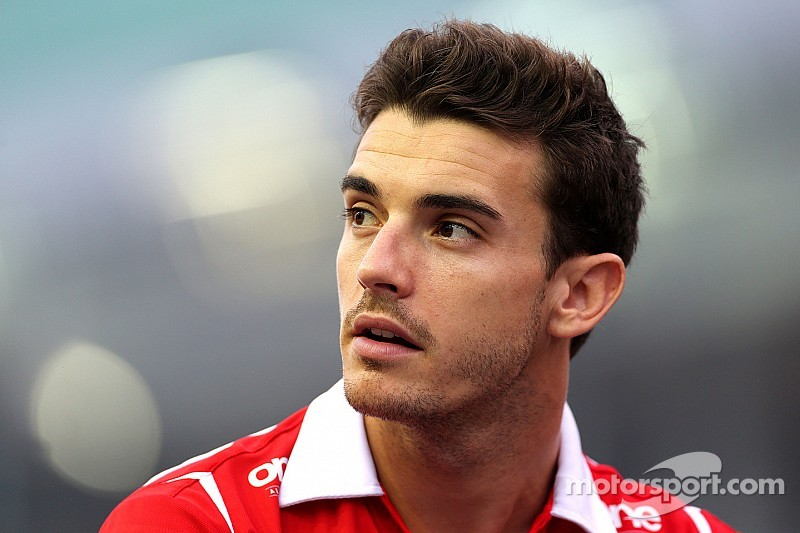 Father admits Bianchi could die from crash injuries