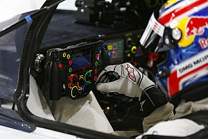 WEC Special feature The steering wheel of the Porsche 919 Hybrid – a multifunctional control centre